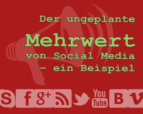 SocialMediaMehrwert