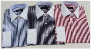 O acabamento determina a beleza de uma camisa. Segue esquema de como enquadrar um bolso e colocar punho e carcela.