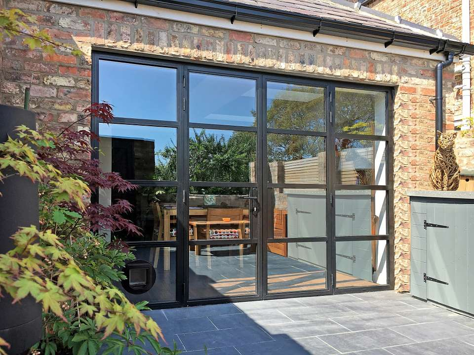 steel replacement doors marlin