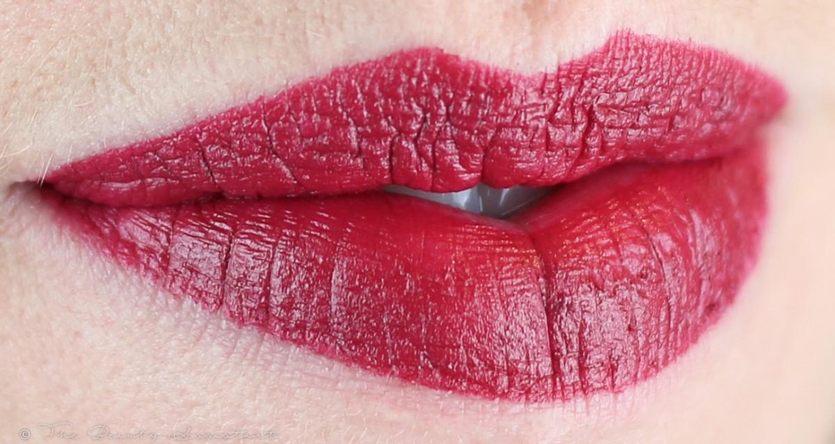 MAC D for Danger Lipstick