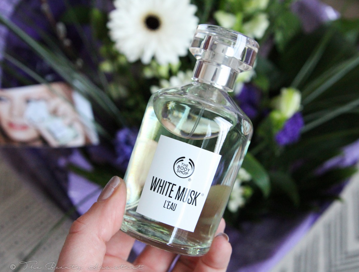 The Body Shop White Musk L'Eau