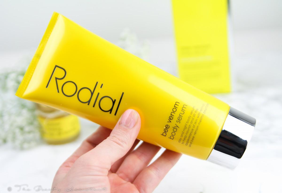 rodial bee venom body serum