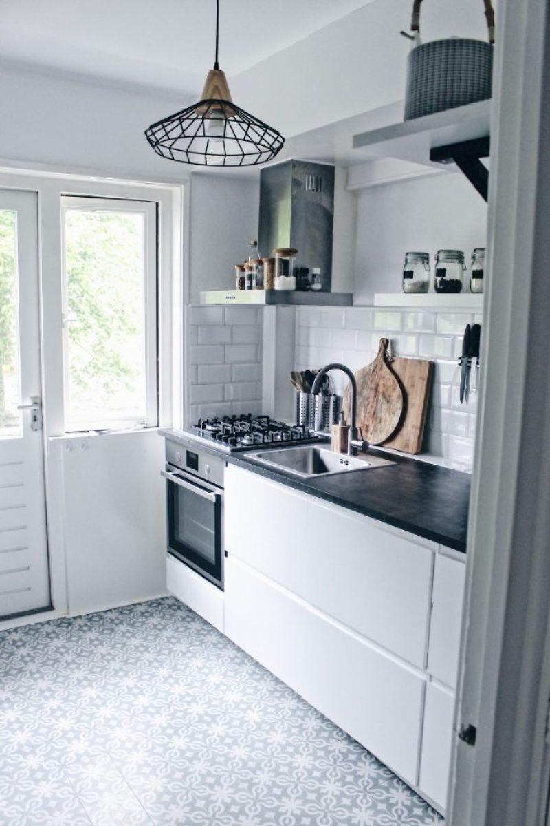 Hedendaags Je keuken pimpen met een klein budget | Marloes Daily CY-39