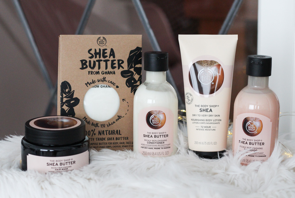The Body Shop Shea Butter