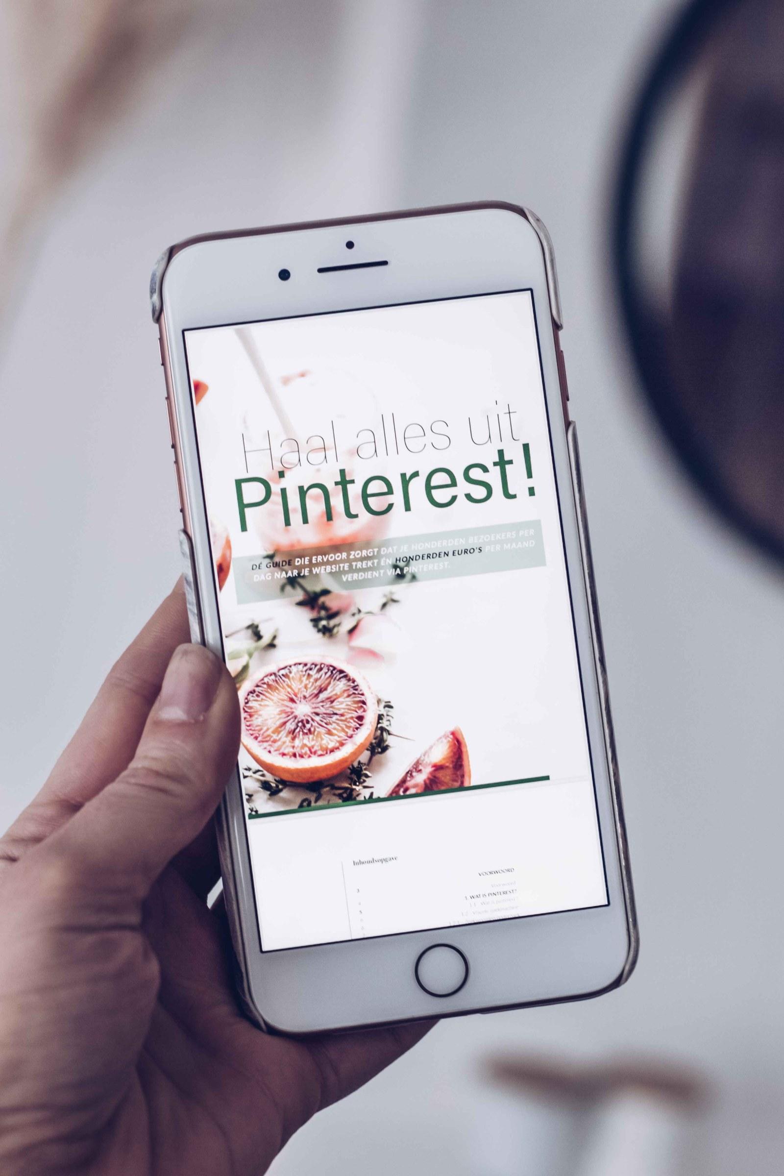 Haal alles uit Pinterest