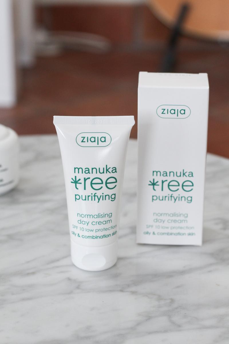 Skincare van Ziaja