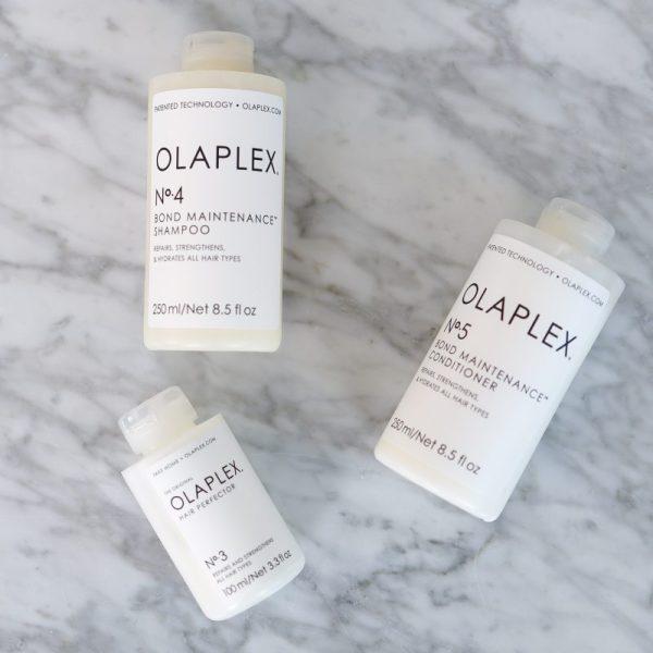 Mijn haarverzorgingsroutine met Olaplex