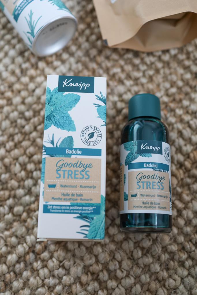 Kneipp Goodbye Stress review