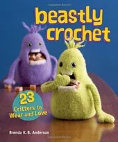 beastly crochet cover