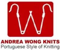 Andrea Wong vertical logo