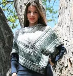YG KAL shawl