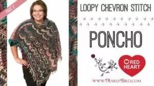 Marly Bird 2016 Crochet Along-Popular Poncho Part 3