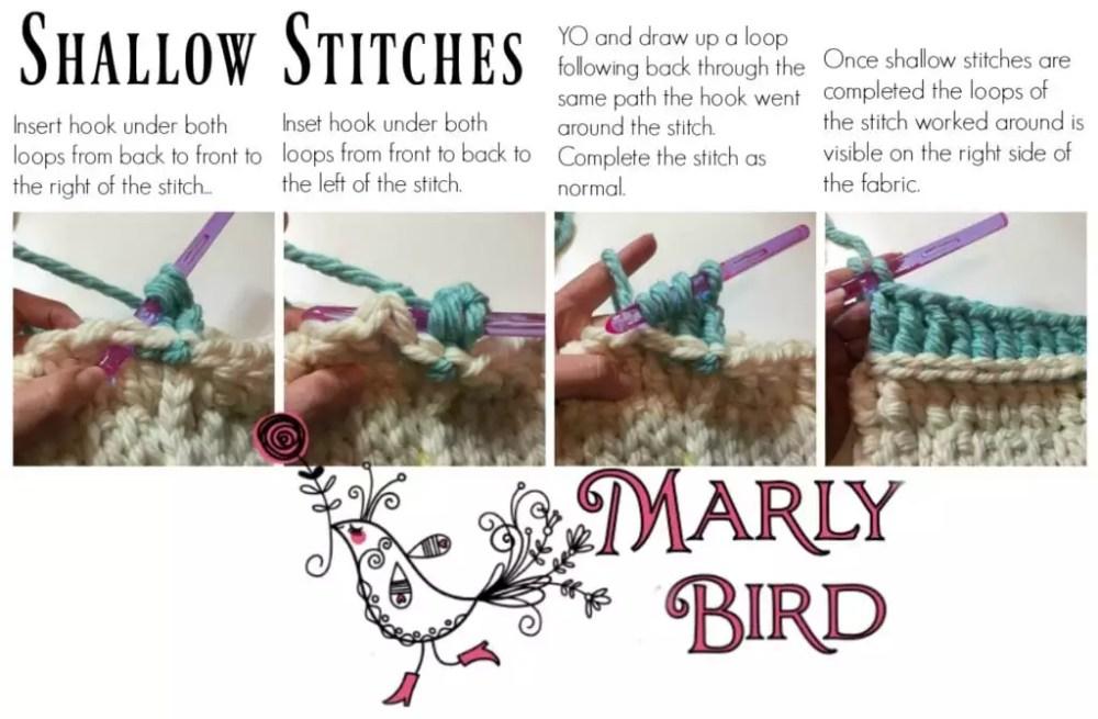 Chunky Monkey Bulky Hat: Free Bulky Crochet Messy Hat Pattern by Marly Bird