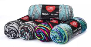 Red Heart Yarn's Super Saver