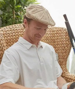 Vintage Golf Hat