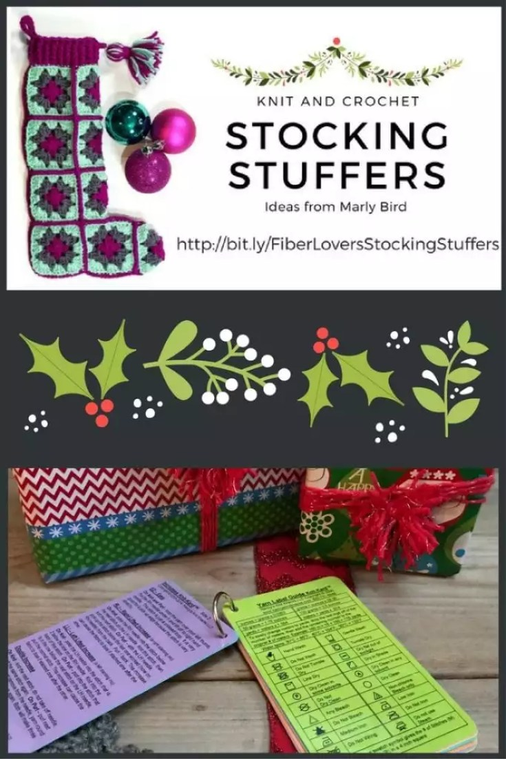 Knit and Crochet Gift Ideas with Nancy's Knit Knacks