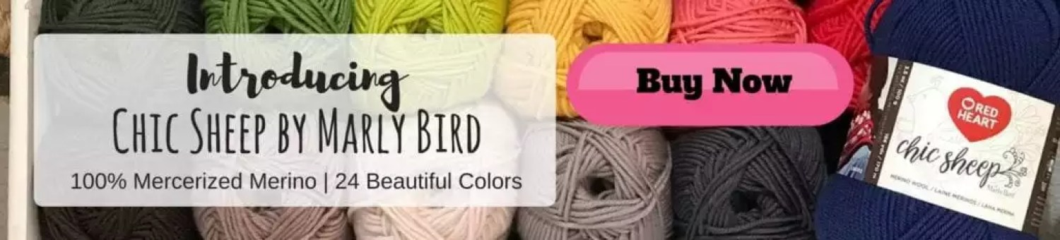 New Yarn: Chic Sheep by Marly Bird