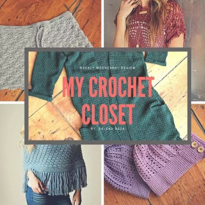 My Crocheted Closet-Book Review