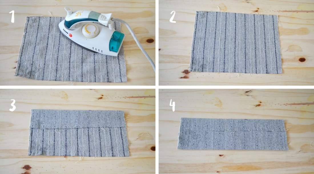 DIY noeud papillon 2 - DIY noeud papillon