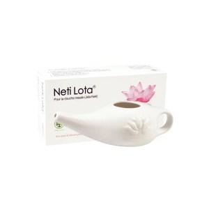 neti lota douche nasale 300x300 - Comment bien vivre ses allergies saisonnières naturellement