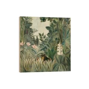 """posterlounge green bois 300x300 - Ma sélection déco """"green"""" pour passer un bel automne dans son intérieur"""