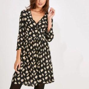 robe-imprimee-fleur-promod-marmille