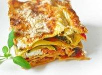 Lasagne aux legumes maison