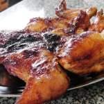 frango assado na brasa poulet a la braise cuisine portugaise