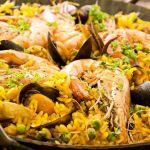 paella portugaise arroz a valenciana