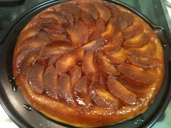 tarte tatin tarte aux pommes