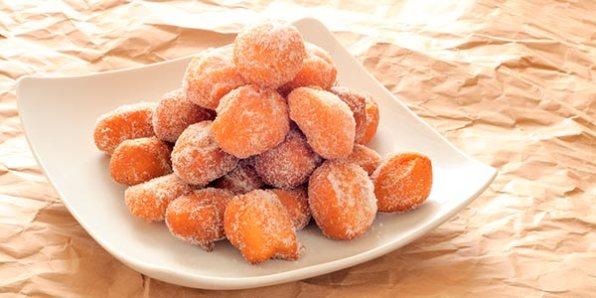 beignets au sucre de mardi gras facile a faire