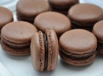Macarons au Nutella recette
