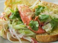 sandwich au homard québécois guedille recette