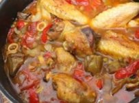 poulet basquaise recette rapide