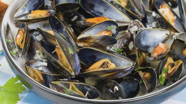 moules marinieres simples