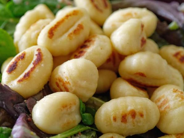 gnocchi de pommes de terre recette