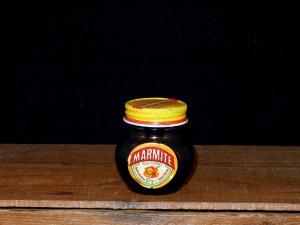 1970s 57g Vintage Jar (Close-up)