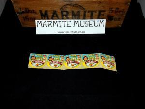113g Marmiteers Jar Labels