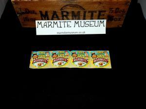 227g Marmiteers Jar Labels