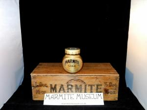Special Edition Marmite Gold Jar, 250ml