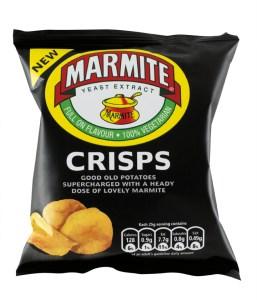 Tato (Golden Wonder) Marmite Crisps