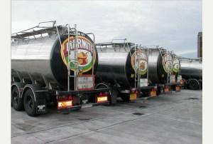 Marmite Lorry