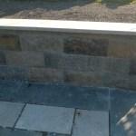 muschelkalkmauer
