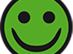 Grøn Smiley - Godt arbejdsmiljø