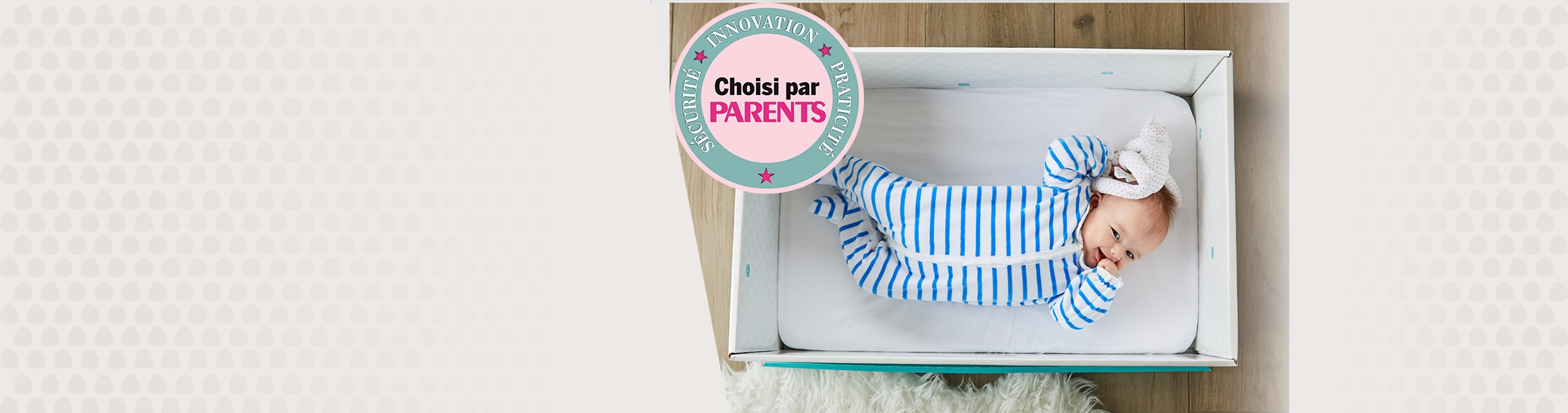 MARMOTT La 1re Babybox Franaise Homologue Marmott