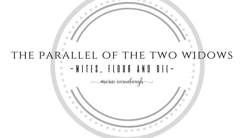 The Parallel Of Two Widows