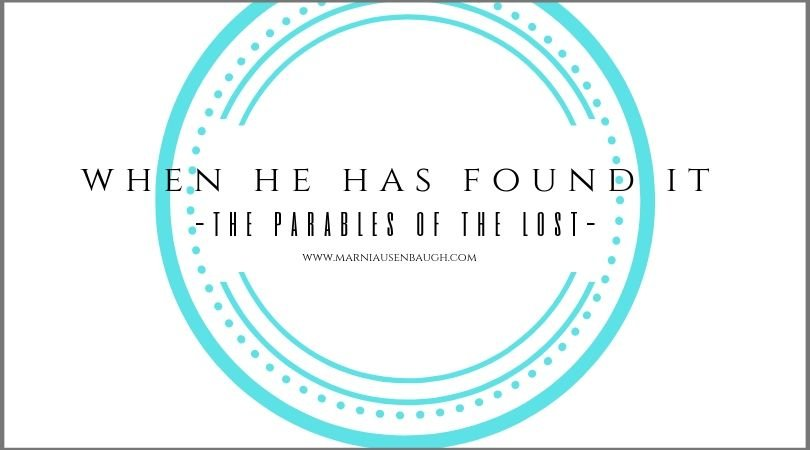 The Parable Of The Lost