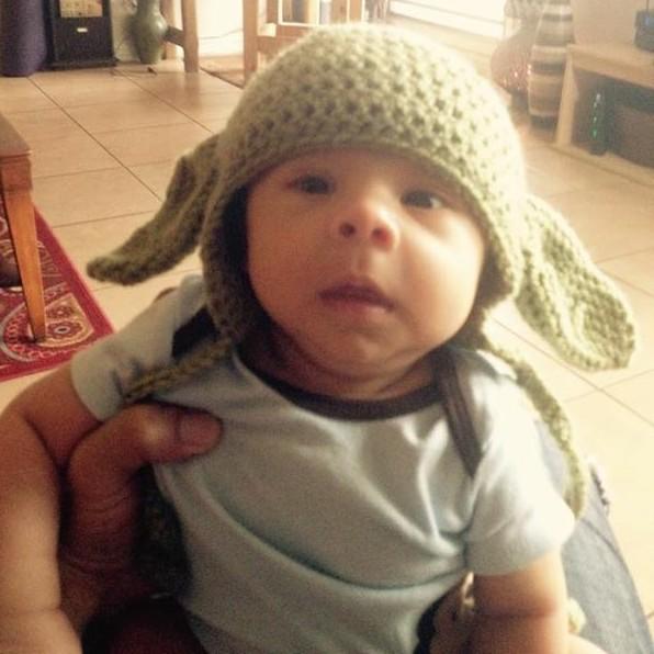 Julian - 6 weeks.