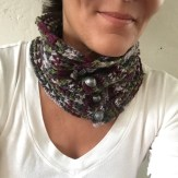 Crocheted Neckwarmer