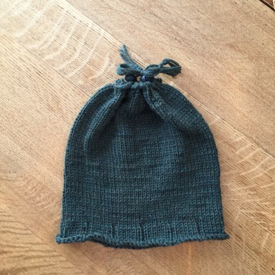 Free pattern: Knitted Hat Cowl